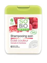 Shampooing Bio Grenade Cheveux Colorés SO'BiO étic