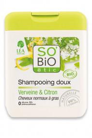 Organic Shampoo Verbena & Lemon SO'BiO étic