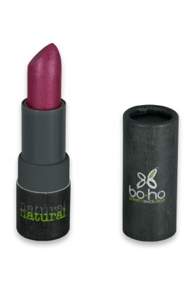 Organic Lipstick Intense Pearly Boho Green Revolution