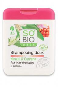 Organic Shampoo Niaouli & Guarana SO'BiO étic