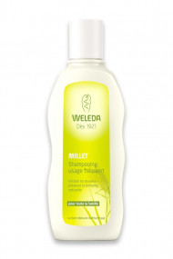 Vegan Shampoo with Millet - Frequent Use - Weleda