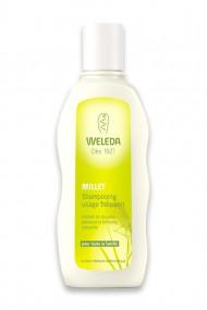 Shampooing Vegan au Millet - Usage Fréquent - Weleda
