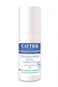 Touch'express - Soin Bio Anti-imperfections - Cattier