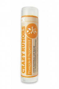 Natural Lipbalm PIneapple & Peppermint Crazy Rumors