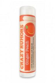 Natural Lipbalm Ginger Peach Crazy Rumors