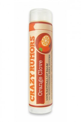 Baume à lèvres Orange Clou de Girofle Crazy Rumors