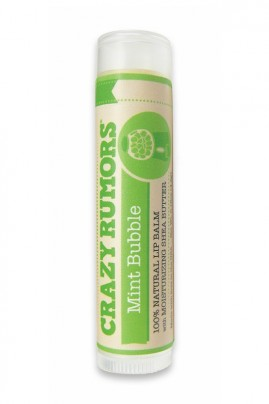 Natural Lipbalm Mint Bubble Gum Crazy Rumors