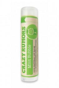 Natural Lipbalm Mint Bubble Gum Crazy Rumors