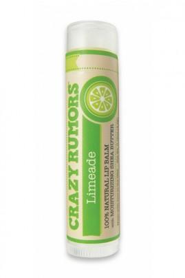 Natural Lipbalm Limeade Crazy Rumors