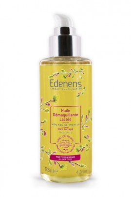 Makeup Remover Oil Face and Eyes Edenens