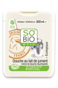 Organic Mare Milk Shower Cream SO'BiO étic