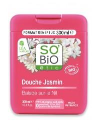 Organic Jasmine Shower Gel SO'BiO étic