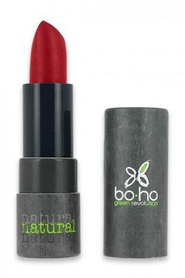 Rouge à Lèvres Bio Mat Transparent Boho Green Revolution