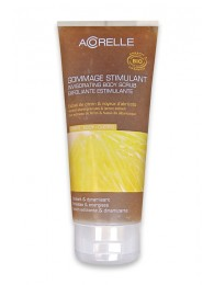 Organic Body Scrub Nourishing Exfoliating Acorelle