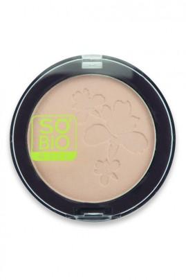 Organic Mattifying Compact Powder SO'BiO étic