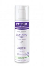 """Organic Face Cleansing Gel """"Vague de Pureté"""" Cattier"""