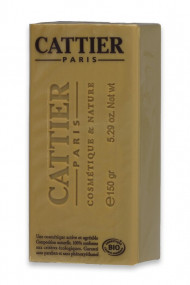 Organic Soap - Normal to combination skin - Cattier