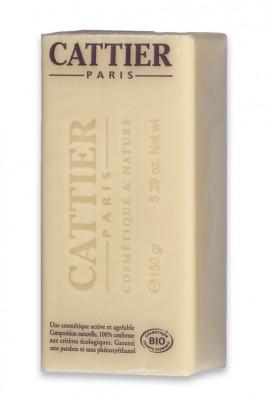 Organic Soap Shea Butter - Dry and sensitive skin - Cattier