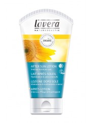 Natural Vegan After Sun Lotion Lavera