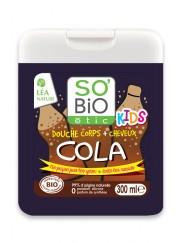 Gel Douche Bio Cola Kids 2 en 1 SO'BiO étic