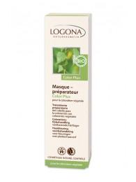 Masque Préparateur avant Coloration Végétale - Logona
