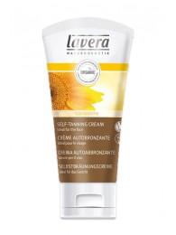 Crème Autobronzant  Visage - Naturel & Vegan - Lavera