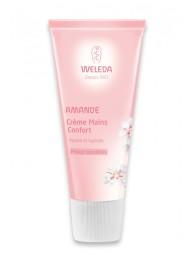 Crème Mains Confort à l'Amande - Peau Sensible - Weleda