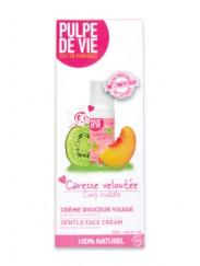 """Crème De Jour Bio Hydratante """"Caresse Veloutée"""" Pulpe de Vie"""
