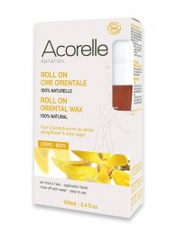 Organic Oriental Wax Roll-On Acorelle