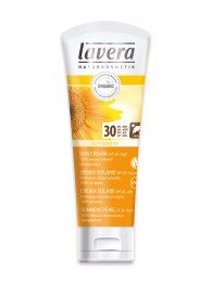 Sensitive Sun Cream SPF 30 High Protection - Lavera