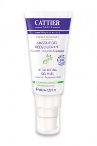 "Organic Gel Mask ""Sorbet de Beauté"" Cattier"