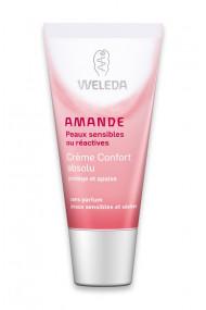 Crème Confort Absolu à l'Amande - Peaux sensibles sèches