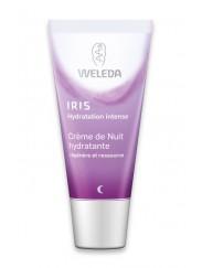 Crème de nuit Hydratation Intense à l'Iris