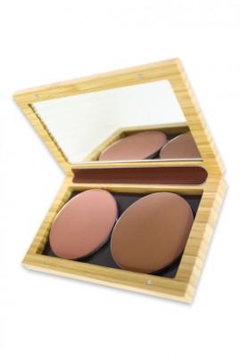 Magnetic Case for Makeup Palette - Zao (empty case)