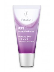 Masque soin à l'Iris - Hydratation intense