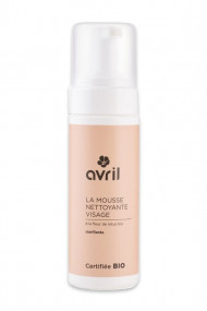 Organic Cleansing Mousse - Avril