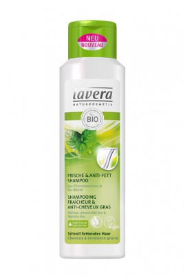 Vegan Shampoo - Oily Hair - Lavera