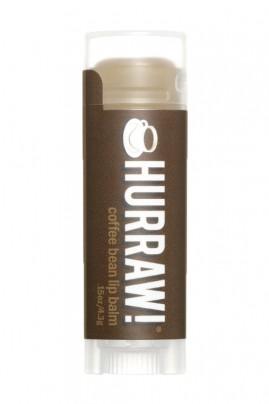 Baume à Lèvres Naturel & Vegan - Café - Hurraw