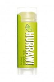 Baume à Lèvres Naturel & Vegan - Citron Vert - Hurraw