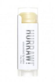 Baume à Lèvres Naturel & Vegan - Sans Parfum - Hurraw