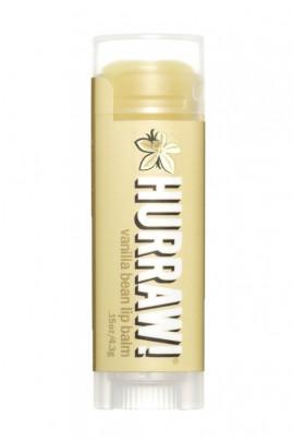 Baume à Lèvres Naturel & Vegan - Vanille - Hurraw