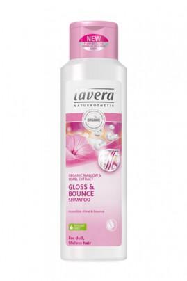 Vegan Shampoo Gloss & Bounce - Lavera