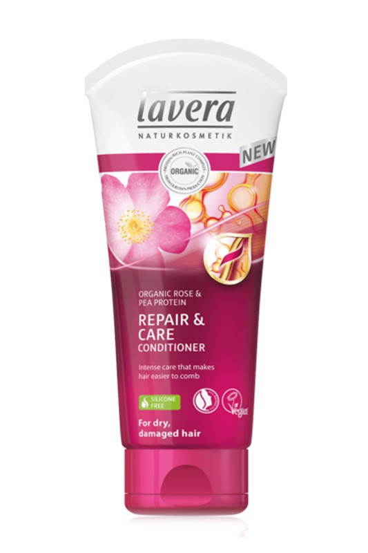 Vegan Conditioner - Dry & Damaged Hair - Lavera