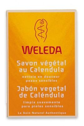 Savon Végétal au Calendula - Peaux sensibles