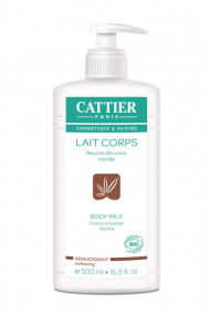 Organic Softening Body Milk - Cattier