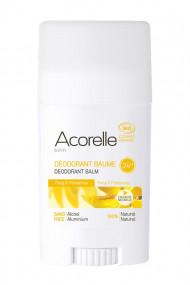 Vegan Deodorant Balm Stick - Ylang & Palmarosa - Acorelle