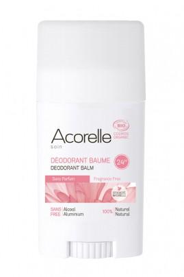 Déodorant Stick Baume Vegan - Sans Parfum - Acorelle