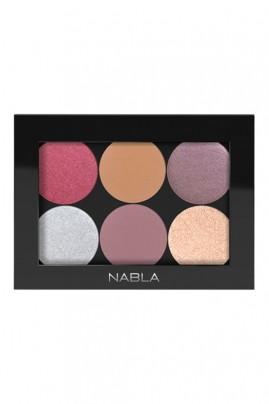 """Palette de Maquillage Magnétique """"Liberty"""" (vide) - Nabla"""