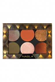 """Magnetic Case for Makeup Palette """"Liberty Déco"""" (empty) - Nabla"""