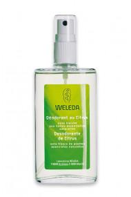 Déodorant-Spray au Citrus Weleda